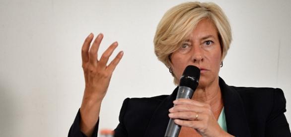 Il ministro della Difesa Roberta Pinotti del PD (foto: sputniknews.com)