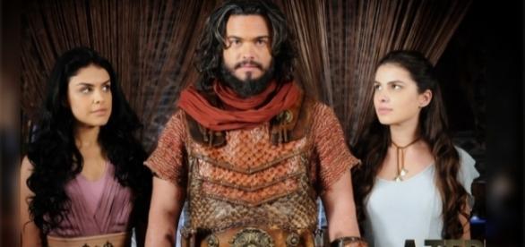 O segredo de Aruna é descoberto por Samara