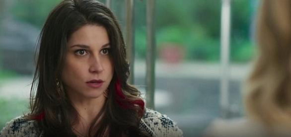 Carmela se vingará de Shirlei em Haja Coração