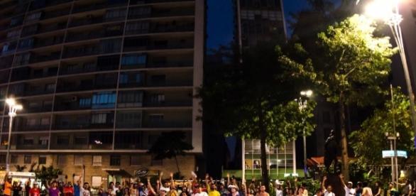 Evento proporciona passeio ciclístico pela cidade