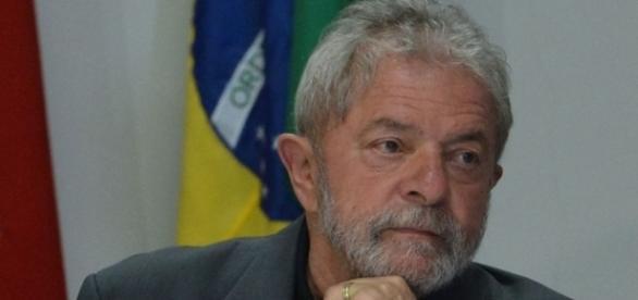Ex-presidente da República, Luiz Inácio Lula da Silva