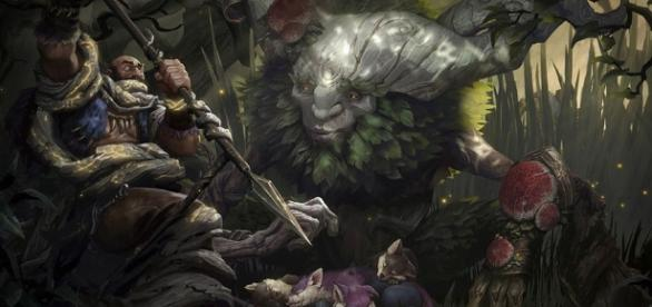 Ivern, nuevo campeón de League of Legends.