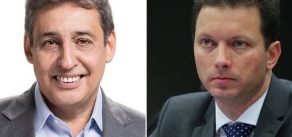 Melo e Marchezan vão ao 2° turno em Porto Alegre