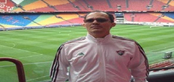 Pedro Abad é um dos candidatos à presidência do Fluminense (Foto: Net Flu)