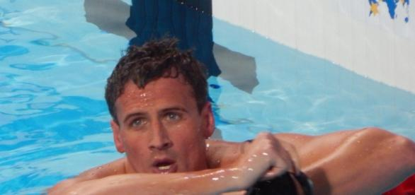 "Ryan Lochte on ""Dancing With The Stars"" Wikimedia"