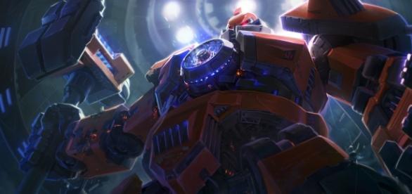 Sion, campeón de League of Legends.