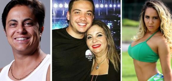 Thammy Miranda, Dona Bill (mãe do Wesley Safadão) e Mulher Pêra concorreram nas eleições de 2016