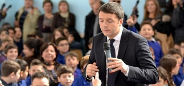 Ultime notizie scuola e referendum, lunedì 3 ottobre 2016: il premier Matteo Renzi - foto repubblica.it
