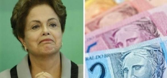 Dilma conseguiu se aposentar logo depois do impeachment (Foto: Reprodução)
