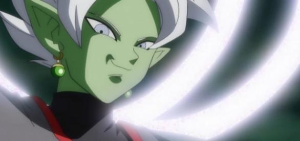 La fusión de Zamasu en el avance del episodio 65