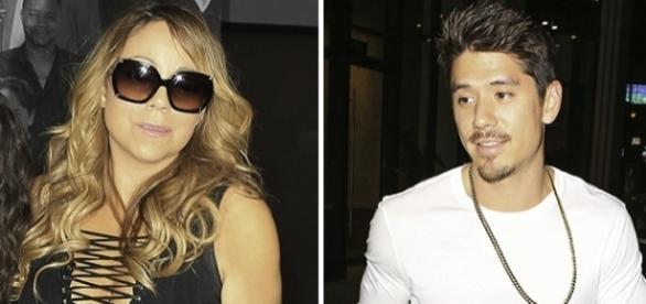 Mariah Carey curte sábado ao lado de seu novo affair Bryan Tanaka