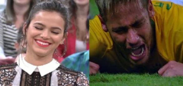 Marquezine e Neymar - Foto/Reprodução