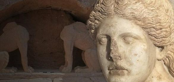 Os mistérios do túmulo de Anfípolis na Grécia, que continuam a brotar da terra