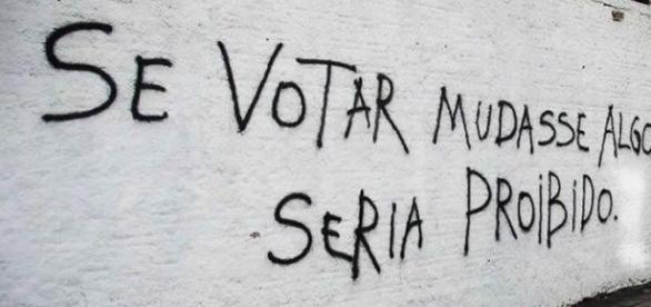 Rio de Janeiro terá recorde de votos nulos