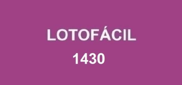 Sorteio da Lotofácil 1430 é o último a acontece em outubro