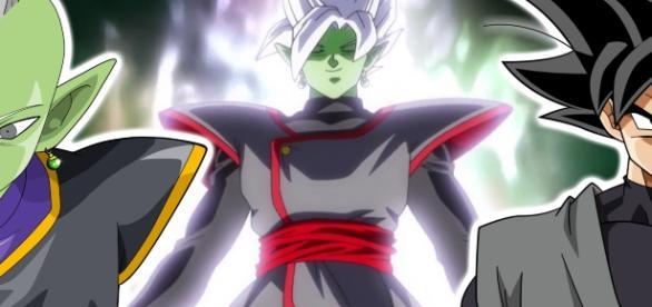 Zamasu le Dieu Ultime, fusion Potara de Black et Zamasu !