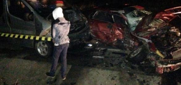 ACCIDENT devastator duminică noapte: 3 MORŢI şi 11 răniţi