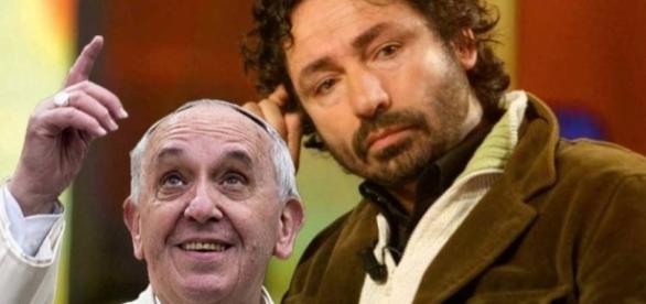 Antonio Socci infuriato con papa Francesco per l'elogio di Lutero