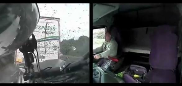 Ao se distrair com seu celular, Tomasz Kroker causou a morte de quatro pessoas (Crédito:YouTube/Hiphopscene)