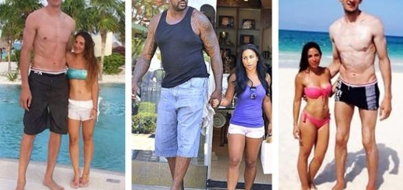Estudos comprovam que uma mulher com estatura baixa pode ser uma otima companheira!