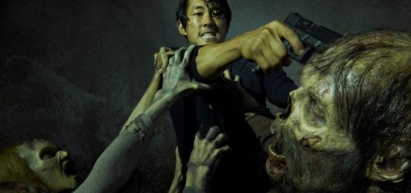Glenn of the Walking Dead got eaten alive. My reaction? – CLIVE ... - wordpress.com