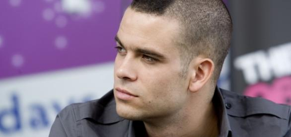 "Mark Salling interpretou ""Puck"" na série Glee"