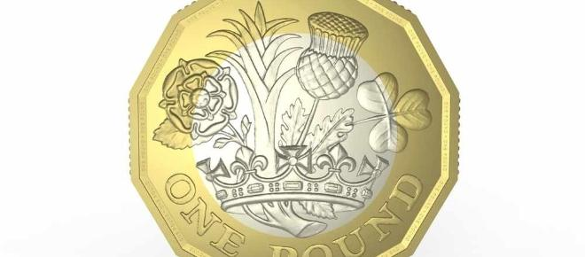 Coming soon: New one pound coin!