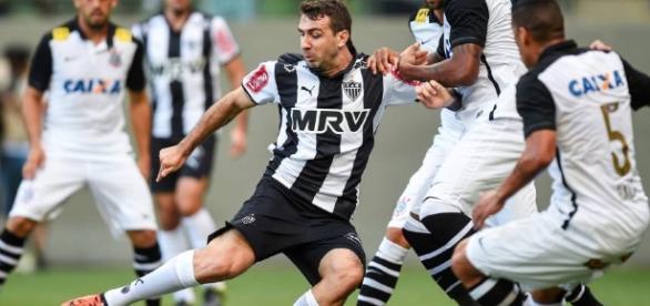 Corinthians x Atlético ao vivo na TV e online