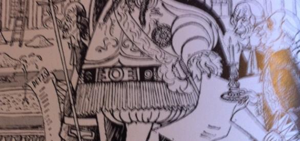 extrait du livre 50 ans de dessins du canard enchainé