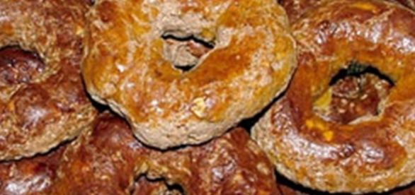 Il tipico biscotto natalizio napoletano, il roccocò
