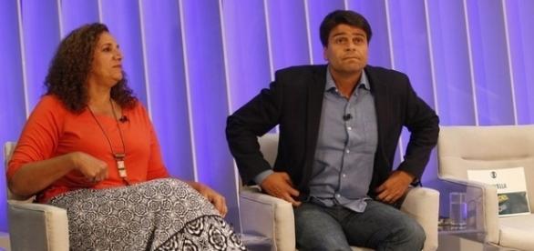 Jandira Feghali e Pedro Paulo foram denunciados (Foto: Alexandre Brum/O Dia)
