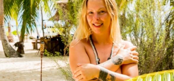 Leonore Bartsch (28) bekommt die höchste Gage bei der Nacktshow