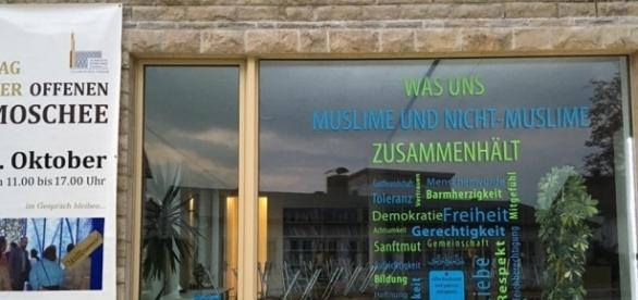 Tag der Offenen Moschee 2016, Penzberg (Foto: Facebook)