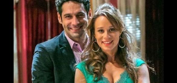 Tancinha fica com Beto mas ainda pensa com carinho no ex-noivo