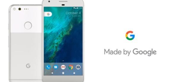 Teléfono Google Pixel, made by Google