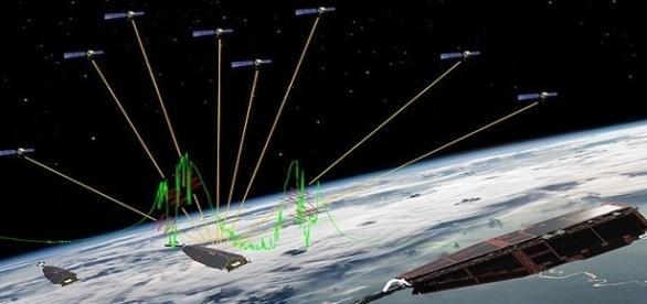 Tormentas atingem satélites acima da atmosfera terrestre (ESA)