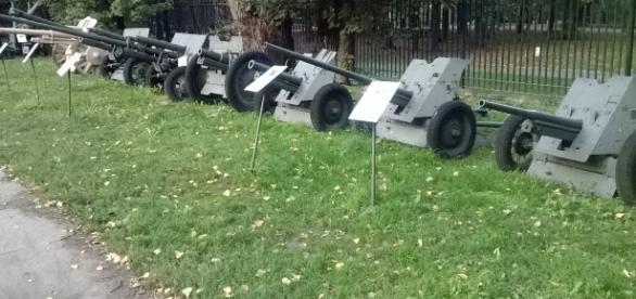 Artyleria II wojny światowej w pigułce