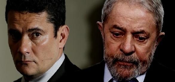 Juiz federal Sérgio Moro continua com inquéritos do ex-presidente Lula, no Paraná.