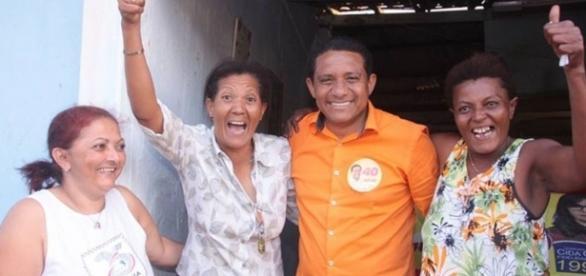 Julio é o novo prefeito de Alagoas (Foto: Divulgação)