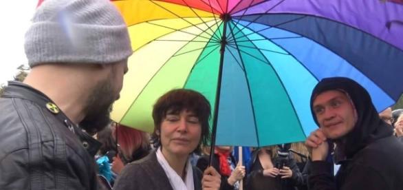 Kazimiera Szczuka i jej tolerancja w praktyce.