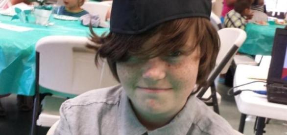 Kyler Prescott, 14 anos, tirou a própria vida após sofrer com cyberbullying e ser tratado no feminino pelas enfermeiras no hospital