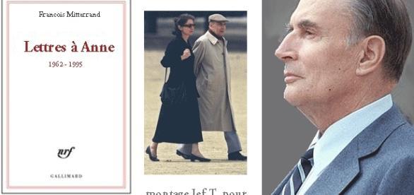Les Lettres à Anne (Pingeot), 1962-1995 ; col. NRF – Gallimard – de François Mitterrand