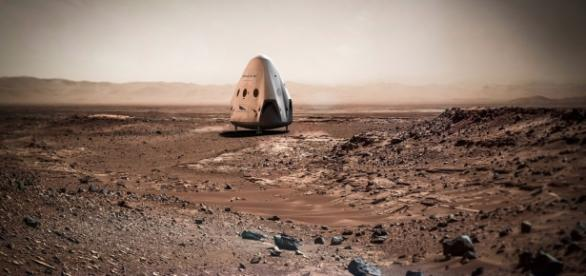 SpaceX plans to send Dragon to Mars as soon as 2018 - Tech Insider - techinsider.io