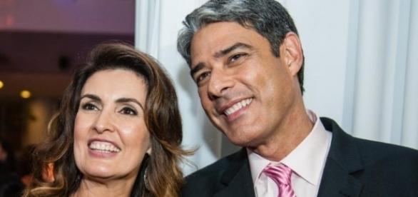 Fátima Bernardes ficou destruída com o anúncio do divórcio