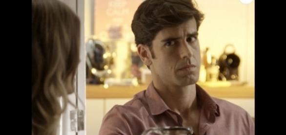 Felipe saca que Jéssica armou para Shirlei