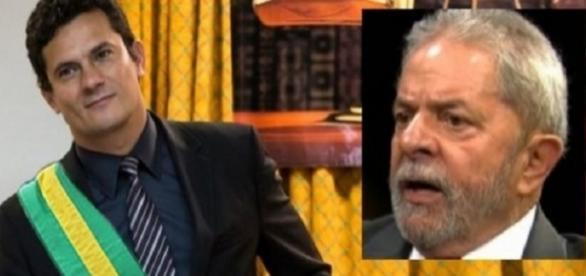 Juiz Sérgio Moro indeferiu pedido de Lula (Foto: Reprodução/Internet)