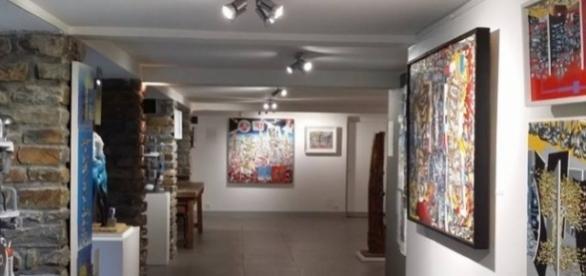 L'exposition de l'artiste plasticien Norg est visible à la galerie d'art contemporain la Folie des Arts
