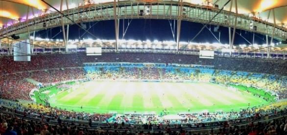 Maracanã está próximo de ser estar novamente à disposição de clubes cariocas (Foto: Blog Ser Flamengo)