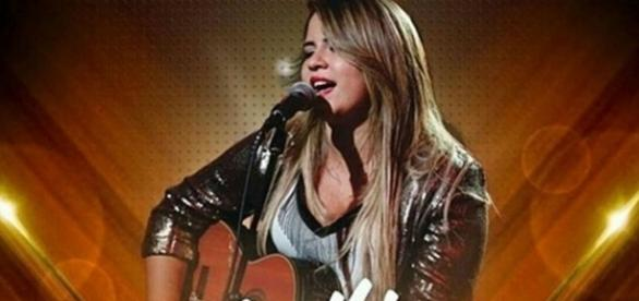 Marília Mendonça, cantora sertaneja de muito sucesso