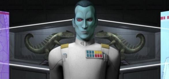 Star Wars Rebels - Neuer Teaser-Trailer verrät Admiral Thrawns ... - moviepilot.de